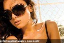 Electric Visual - Womens Sunglasses / by Sunglass Garage