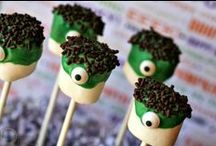 Best Recipes for Halloween / Whether you are searching for the perfect recipes for your Halloween party or just something spooky special for your kids, Best Recipes for Halloween has the recipes you want to see.