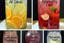 Drinks/Smoothies / by Adrienne Leifsen