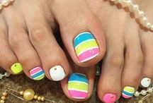 Pretty Pedis / by NAILS Magazine