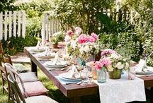 Easy Entertaining / From holidays and parties to impromptu gatherings, these are some of our favorite ideas for hosts with the most to entertain with ease.  / by 34 Degrees