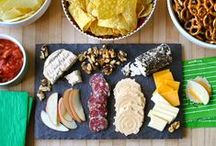 Game Day Bites / Step up your Superbowl with these tasty recipes and clever party ideas. / by 34 Degrees