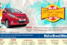 Offers from Hyundai / by HyundaiIndia