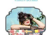 Inspiration, Vision, Mood Boards