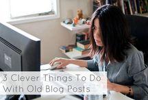 Online World / Blogging, Websites, Online Courses,