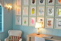 Children's Room Art / Looking for inspiration for your #children's room? Check out these great ideas! #ebooks for children #Carmin Cares #Pumpkinheads #preschool books #books for toddlers #picture books for children. www.pumpkinheads.com / by Pumpkinheads