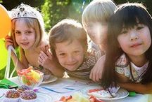Party ideas for kids / A big #party coming up for your kids? Check out these great ideas for parties, and be inspired! #ebooks for children #Carmin Cares #Pumpkinheads #preschool books #books for toddlers #picture books for children. www.pumpkinheads.com / by Pumpkinheads