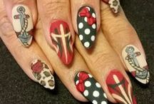 Nautical Nail Art / by NAILS Magazine