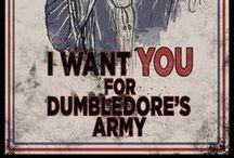 Dumbledore's Army / by Nicole Vukich