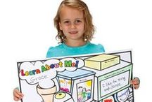 All About me / Browse our incredible ideas for #AllAboutMe on this board, there are some wonderful ideas for learning! #ebooks for children #Carmin Cares #Pumpkinheads #preschool books #books for toddlers #picture books for children. www.pumpkinheads.com / by Pumpkinheads