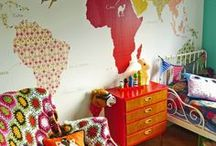 kiddos room / Little ones bedroom / by Elise Noel
