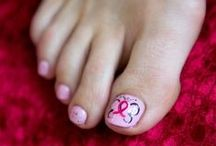 Pampering Salon Pedicures / by NAILS Magazine