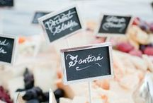 Say Cheese / The best way to complete your cheese plate is to use fun + functional cheese labels! Here's a collection of some of our favorites.  / by 34 Degrees