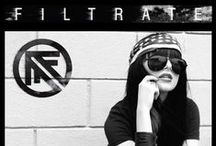 Filtrate Sunglasses / Affordability + Sunglasses = LOVE! Filtrate brand sunglasses have the perfect blend of style and affordability for guys and gals. Great for those of us on tight budgets who still want to look fab! / by Sunglass Garage