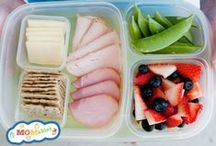 Lunch ideas for work + for school / by Scarlet Elaina