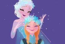 Frozen! / by Malarie Pitt