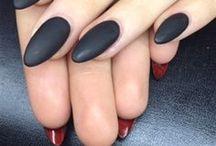 Underside Nail Art