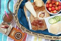 Picnic Perfect / Recipes, ideas, how-to's and inspiration to pack and plan a great picnic. / by 34 Degrees