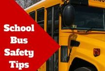 Back to School Safety / Summer break is drawing to an end, and school is right around the corner! Here is a collection of some tips to keep your kids safe this year.