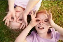 Children's Eye Health & Safety / August is Children's Eye Health & Safety Month! Now that school is in session, it's important to make sure your children's eyes are healthy and remain injury free.