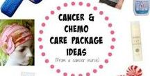 Cancer/Chemo Care Package Ideas / What can I do to help? Here are some ideas for building cancer/chemo care packages for your loved one(s) during this difficult time.