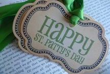 St. Patricks Day / by Maggie Mallory Walker
