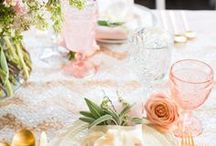 Table Settings, Dishes and Silverware