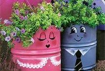 Garden ~ Inspiration / Gardening Inspiration