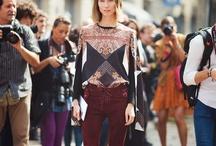 Le Fashion / by Amanda Love