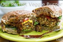 !!Food ~ Fritters & Veggie Burgers