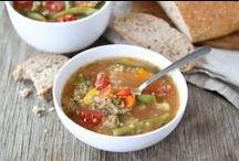 !!Food ~ Soups & Stews / Soups, stews, chowders