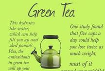 !!Food ~ Tea Time / All about Tea - the benefits of drinking tea and the different types to brew for a refreshing cup.