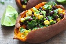 !!Food ~ Sweet Potatoes / Creative & Delicious ways to prepare Sweet Potatoes.