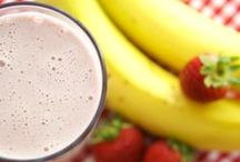 Clean EATING Smoothies / #smoothies #advocare #cleaneating / by Tammy Earsley