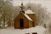 Churches / by Judy Freeman