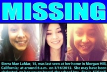 Bring Sierra Lamar Home / Nearly every day on California's Central Coast, we hear about Sierra Lamar's disappearance. Please repin and help maintain public awareness of Sierra's case so her family can one day have her home. / by Kim Jaspers