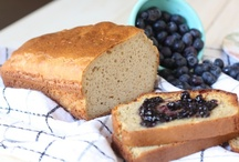 !!Food ~ Grain-Free / Recipes for grain-free meals and desserts -- many use almond flour.