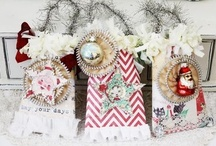 Crafts for Christmas / by Melissa Hurdle