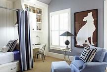 Boys Bedroom Ideas / by Melissa Hurdle