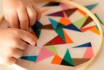 For the Kids  / Crafts, Activities, and just plain interesting things for kiddos.  / by Amber Brooks