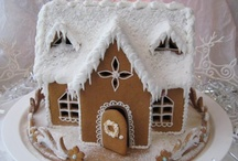 Gingerbread..... / by Melissa Hurdle