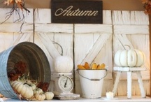 Fall Crafts and Decor / by Melissa Hurdle