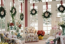Christmas Decor / by Melissa Hurdle