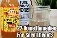 !!Home Remedies / Remedies to assist with natural healing using natures medicine.
