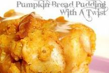 !!Food ~ Pumpkin / Sweet & Savory Pumpkin Recipes