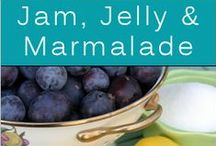 !!Food ~ Jams/Jellies/Curds / Make Your Own Jams, Jellies & Curds.