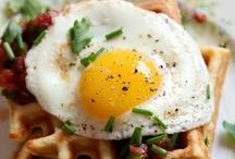 !!Food ~ Eggs / All about eggs and how to whip up some fantastic dishes.