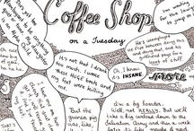 Sketchbook Drawings Etc / drawings, doodles, sketchbook pages, quotes / by C.L. Frey