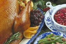 !!Food ~ Holiday Dishes / Some Favorite Entrees, Side Dishes & Desserts for the holiday season.