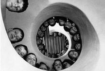 """Henri Cartier-Bresson / """"L'anarchisme est d'abord une éthique."""" - H.Cartier-Bresson"""